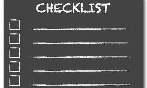 マンション売却の売買契約までに売主が準備するものチェックリスト