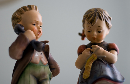 photo credit: Boy and Girl Figurines via photopin (license)