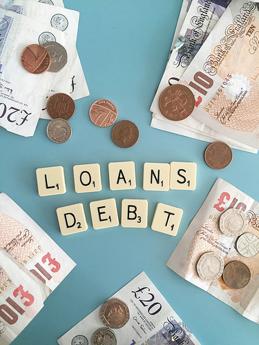 photo credit: Loans and Debt via photopin (license)