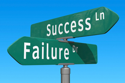 photo credit: Crossroads: Success or Failure via photopin (license)