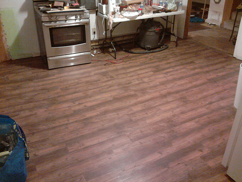 photo credit: allure, kitchen floor via photopin (license)