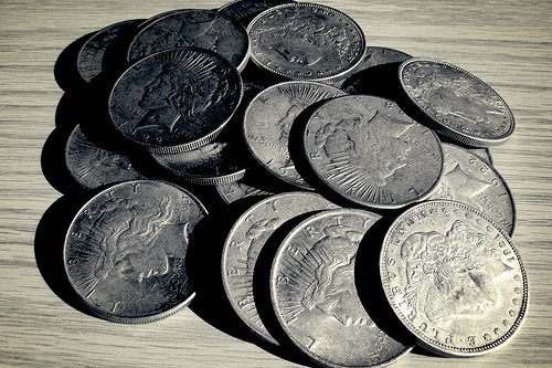 photo credit: Vintage Dollar Coins via photopin (license)
