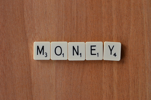 photo credit: Money Scrabble via photopin (license)