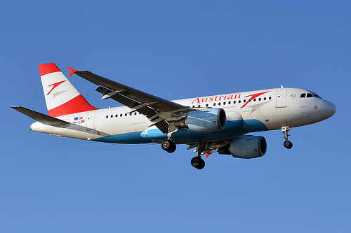 photo credit: Austrian Airlines, OE-LDF, Airbus A319-112 via photopin (license)