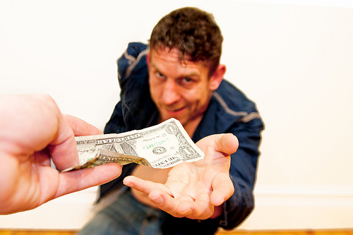 photo credit: A Fool and His Money via photopin (license)