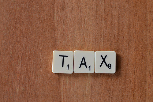 photo credit: TAX Scrabble via photopin (license)