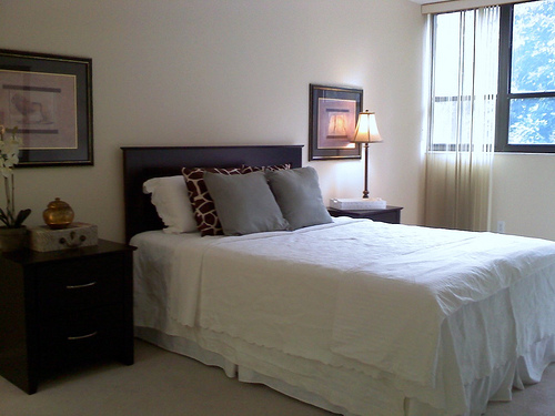 photo credit: Staged Boca Raton FL Master bedroom via photopin (license)