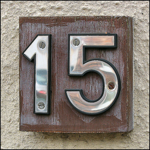 "photo credit: ""15"" via photopin (license)"