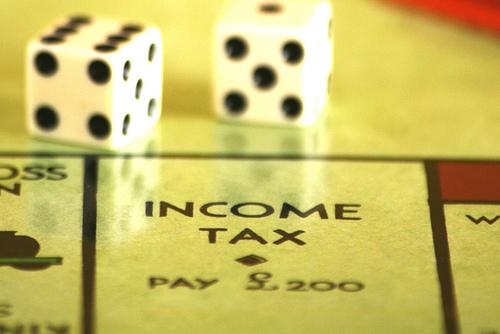 photo credit: Income tax via photopin (license)